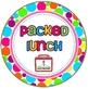 Polka Dots {Lunch Choice Circle Posters}