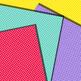 Polka Dots {White} - Digital Paper - FREE DOWNLOAD