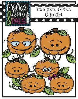 Polka Dots and Pals' Pumpkin Class