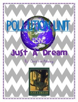 Pollution Unit using Just A Dream by Chris Van Allsburg