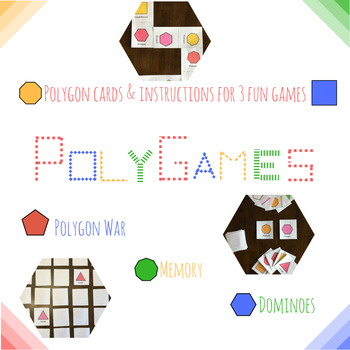 PolyGames - Polygon Card Games