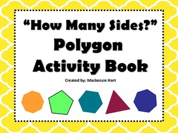 Polygon Activity Book