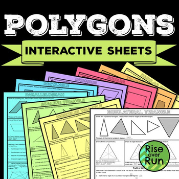 Polygon Properties for High School Geometry