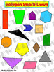Polygon Smack Down - Triangles, Quadrilaterals, Pentagons,