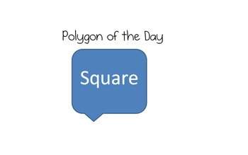 Polygon of the Day Quadrilaterals Bundle
