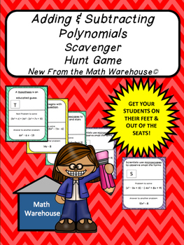 Polynomial Adding & Subtraction