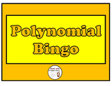 Polynomial Bingo! - Multiplying Polynomials