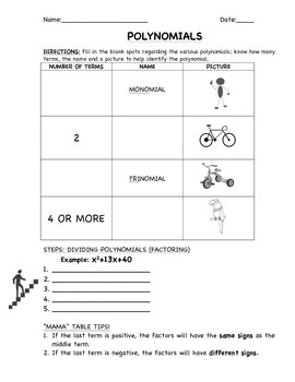 Polynomial Classification and Matching Game