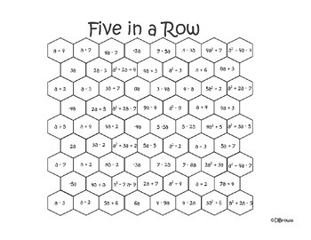Polynomial Games