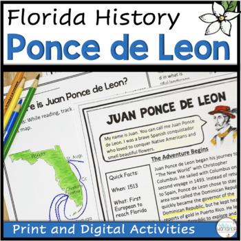 Florida History: Ponce de Leon