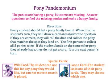 Pony Pandemonium