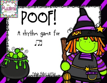 Poof! A Rhythm Game to Review Ti-Tika