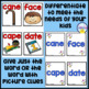 Poof! Magic E { CVCE Word Work Game }