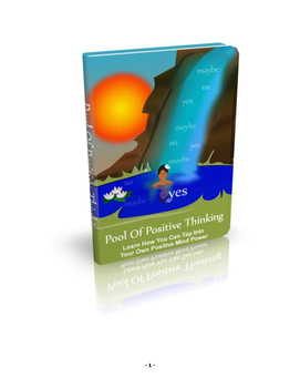 Pool of Positive Thinking