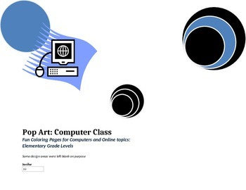 Pop Art: Computer Lab