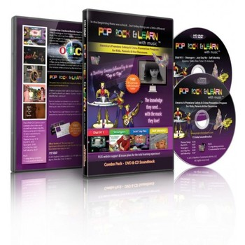 COMBO PACK -FREE lesson plans/lyrics at poprockandlearn.co