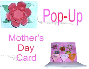 Pop-Up Mother's Day Card