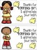 Popcorn Parent Gift (Open House)