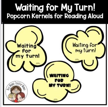 Popcorn Reading Kernels