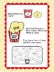 Popcorn Themed Sight Words - Pre Primer