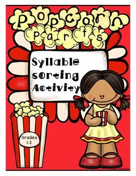 Popcorn Syllables