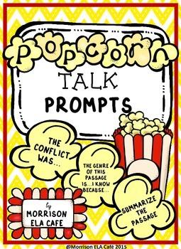 Popcorn Talk Prompts!