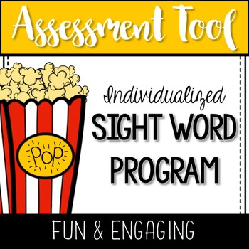 Sight Word Assessment Kit