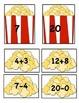 Popcorn addition&subtraction game