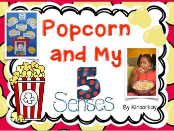 Popcorn, Native Americans, and My 5 Senses