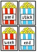 Poppin' Compound Words (50 words)