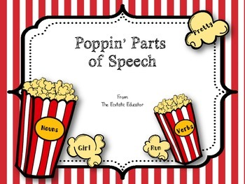 Poppin' Parts of Speech