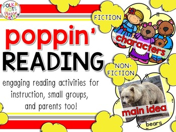 Poppin' Reading!! Strategies for Interactive Reading