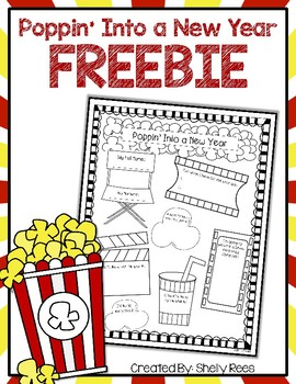 Poppin' into a New Year: A Freebie!