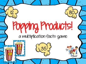 Popping Products