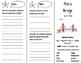 Pop's Bridge Trifold - Journeys 3rd Grade Unit 1 Week 4 (2
