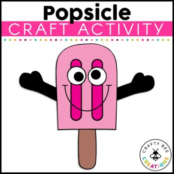 Popsicle Cut and Paste