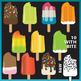 Popsicles Clip Art