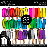 Popsicles {Graphics for Commercial Use}