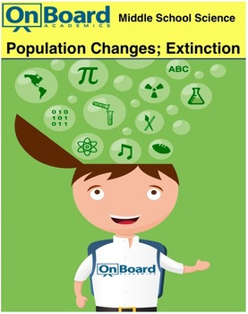 Population Changes and Extinction-Interactive Lesson