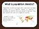 Population Density Power Point - Human Geography (Imperial