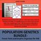 Population Genetics Bundle: Power Point and Graphic Organi