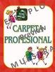 +40 Portadas para carpetas y portafolios de maestros: Mode