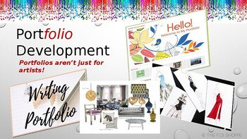 Portfolio Development: It's Not Just For Artists
