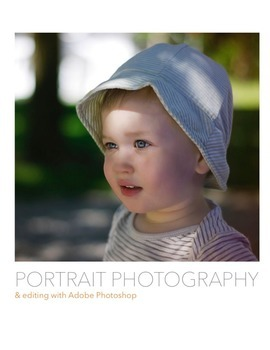 Portrait Photography and Photo Editing Unit