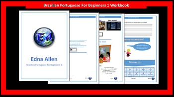 Portuguese for Beginners Workbook