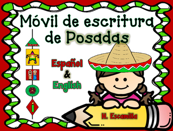 Posadas Writing Mobile in Spanish & English