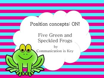 Position Concepts: ON