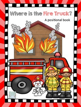 Positional Book Fire Themed