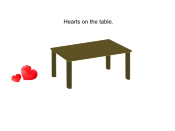 Positional Hearts