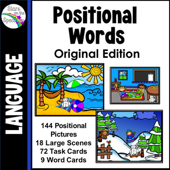 Prepositions * Positional Words